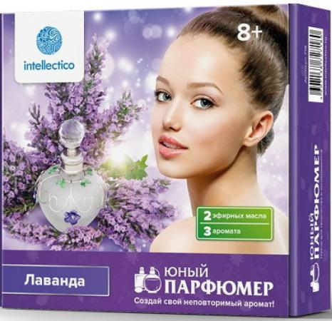 Набор для творчества Intellectico Юный парфюмер мини Лаванда 718 набор для творчества intellectico юный парфюмерароматы востока от 10 лет 713