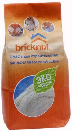 Смесь для строительства БрикМастер 950 гр. 001 брикник конструктор брикник крепость 119 деталей 2 в 1 205