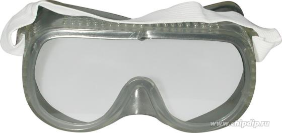 Защитные очки Stayer Profi с прямой вентиляцией 1102 наушники защитные stayer складное оголовье profi 11389