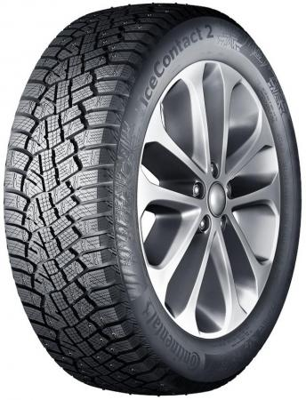 Шина Continental IceContact 2 SUV 275/45 R20 110T XL шина continental icecontact 2 225 45 r18 95t xl