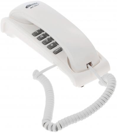 Фото Телефон Ritmix RT-007 белый телефон ritmix rt 003 черный