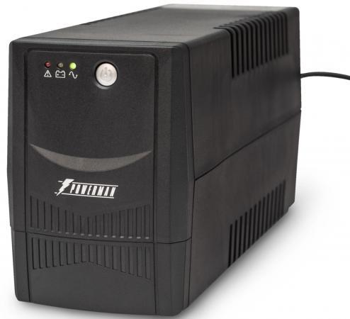 ИБП Powerman Back Pro 800 800VA 540Вт powerman brick 800