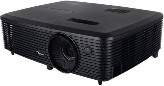 Проектор Optoma X341 DLP 1024x768 3300 ANSI Lm 22000:1 VGA HDMI RS-232 проектор nec um361x lcdx3 1024x768 3600 ansi lm