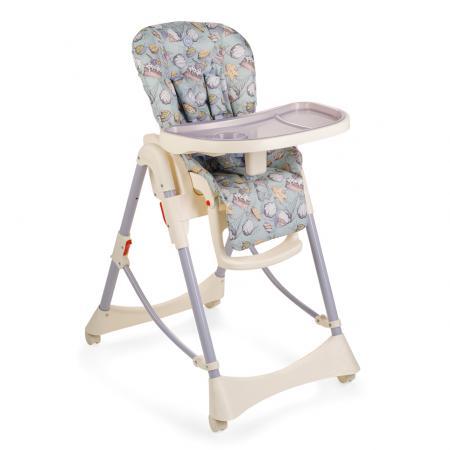 Стульчик для кормления Happy Baby Kevin V2 (lilac) happy baby набор ложек для кормления happy baby красный