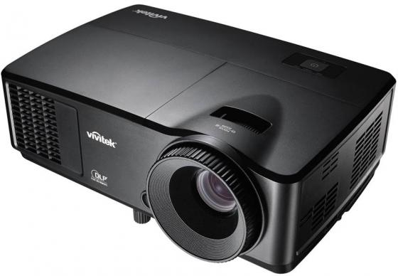 Проектор Vivitek DX255 DLP 1024x768 3200Lm 10000:1 VGA HDMI USB RS-232 проекторы vivitek qumi q3 plus black