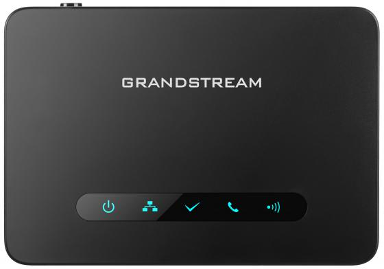 Базовая станция IP/DECT Grandstream DP750 до 5 трубок 10 SIP-аккаунтов атс ip grandstream ucm6108 8xfxo 2xfxs 1xgblan poe