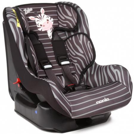 Автокресло Nania Driver (zebra) автокресло nania driver гр 0 1 elephant