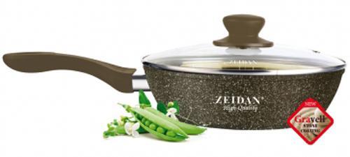 Сковорода Zeidan Z50248 26 см алюминий цена и фото