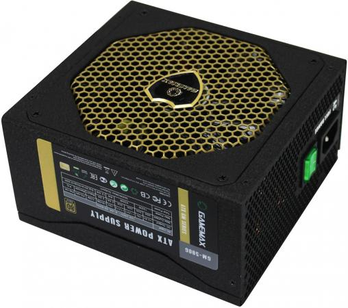 Блок питания ATX 500 Вт GameMax GM-500 Gold цена