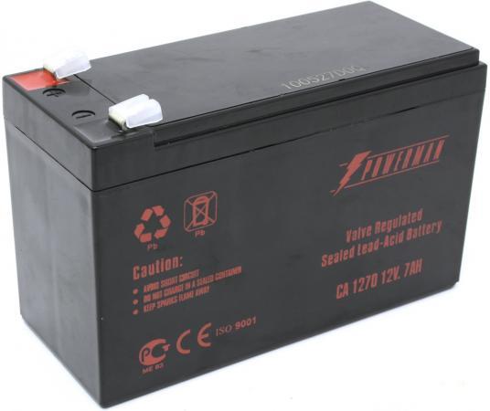 Батарея Powerman CA1270 12V/7AH цена 2017