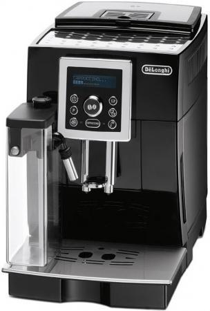 Кофемашина DeLonghi ECAM 23.450.B 1450 Вт черный цена и фото