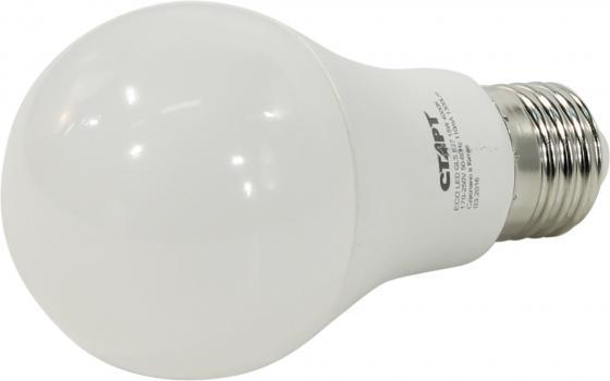Лампа светодиодная груша СТАРТ ECO LEDGLSE27 15W40 E27 15W 4000K