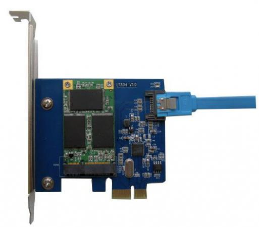 Контроллер PCI-E Espada PCIE020B pci e to