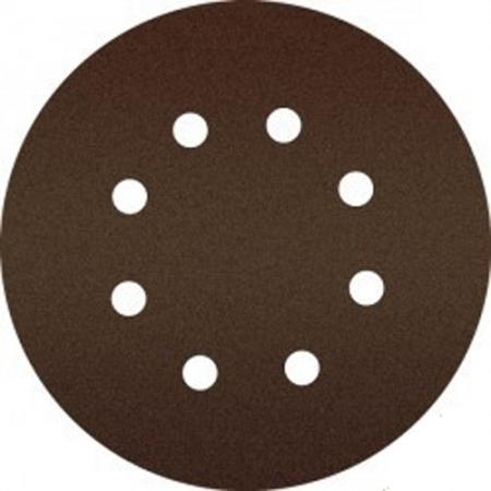 Круг шлифовальный Интерскол 0802  004 круг шлифовальный интерскол для упм 180 k80 5шт
