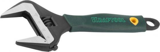 Ключ разводной Kraftool 27258-20 ключ гаечный разводной kraftool 27258 25 10 50 мм