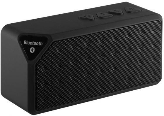 Портативная акустика Ginzzu GM-996B черный цена и фото
