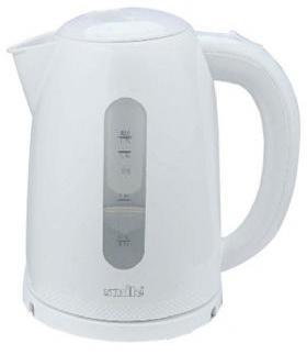 Чайник Smile WK5306 2000 Вт 1.7 л пластик белый цена