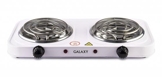 Электроплитка GALAXY GL 3004 белый сковорода galaxy gl 9818