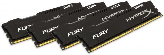 Оперативная память 32Gb (4x8Gb) PC4-19200 2400MHz DDR4 DIMM CL15 Kingston HX424C15FB2K4/32