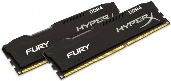 Оперативная память 32Gb (2x16Gb) PC4-19200 2400MHz DDR4 DIMM CL15 Kingston HX424C15FBK2/32