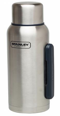 Термос Stanley Adventure 1.3л серебристый 10-01603-002
