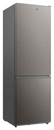 Холодильник SHIVAKI SHRF-300NFХ серебристый shivaki shrf 54ch