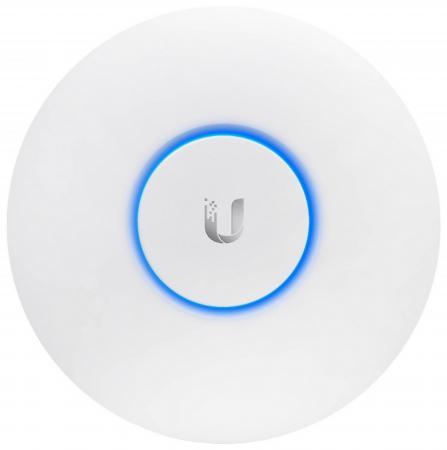 Точка доступа Ubiquiti UniFi AC Lite 802.11ac 1167Mbps 2.4 и 5GHz 1x1000Mbps LAN 160x31.45 mm UAP-AC-LITE точка доступа ubiquiti unifi ac mesh uap ac m eu