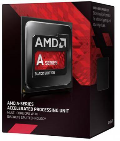 Процессор AMD A10 X4 7870K 3.9GHz 4Mb AD787KXDJCSBX Socket FM2+ BOX процессор amd a4 4000 ad4000okhlbox socket fm2 box