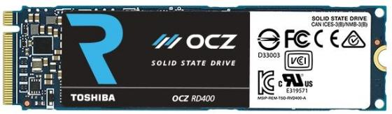 SSD Твердотельный накопитель PCI-E 128Gb OCZ Toshiba AIC w620Mb/s r2200Mb/s RVD400-M22280-128G-A накопитель ssd ocz 256gb rvd400 rvd400 m22280 256g a