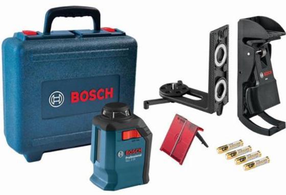 купить Лазерный нивелир Bosch GLL 2-20+BM3+кейс дешево