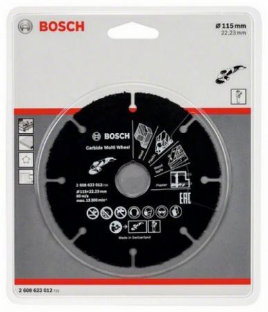 Отрезной круг Bosch 300х25.4мм 2608623012 по дереву отрезной диск для ушм 115 мм bosch 2608623012