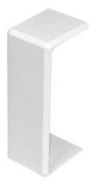 Накладка на стык Legrand Metra 20x12мм 638126