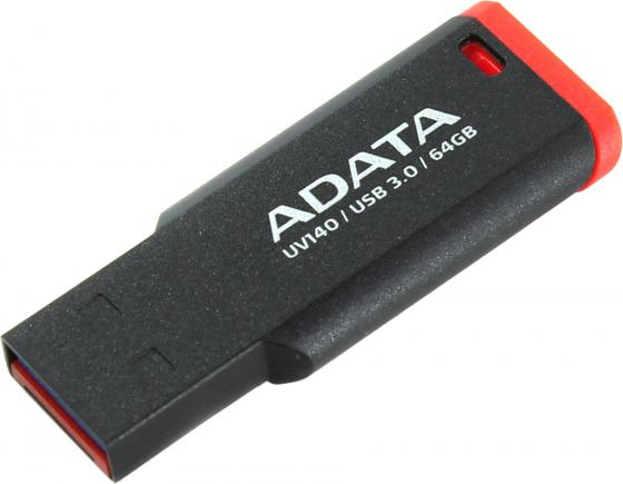 Флешка USB 64Gb A-Data UV140 USB3.0 AUV140-64G-RKD красный 1pcs right angle 90 degree usb 2 0 a male female adapter connecter for lap pc wholesale drop shipping