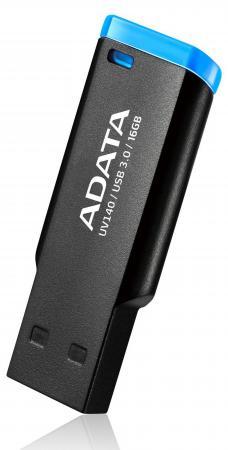 Флешка USB 16Gb A-Data UV140 AUV140-16G-RBE синий флешка usb 64gb a data uv140 usb3 0 auv140 64g rbe синий