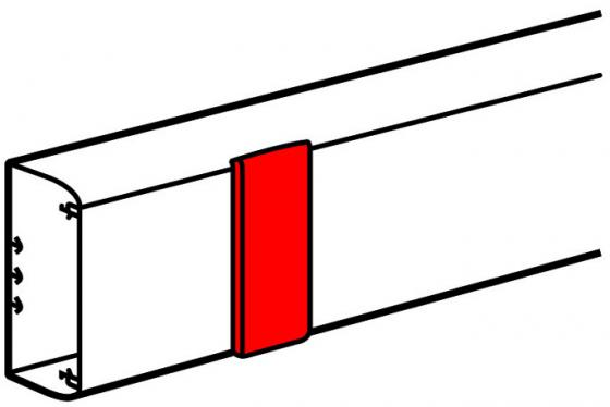 Накладка на стык крышки Legrand 85мм 10802 накладка на стык крышек 180 legrand 10806
