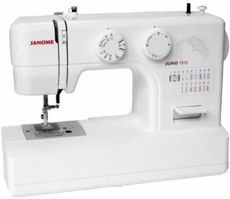 Швейная машина Janome Juno 753 белый