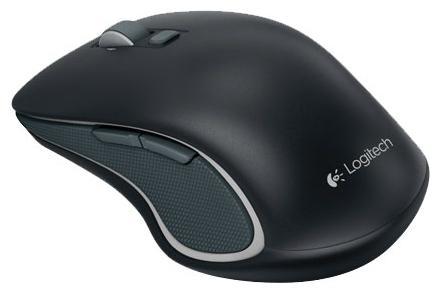 Мышь беспроводная Logitech M560 чёрный USB 910-003882 мышь logitech m560 black usb [910 003883 910 003882]