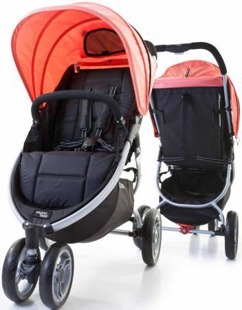 Прогулочная коляска Valco baby Snap (сarmine red) дождевик valco baby raincover snap