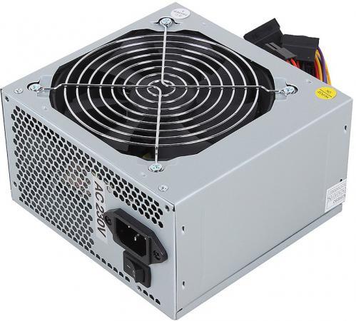 Блок питания ATX 500 Вт 3Cott 500ATX v2.0 блок питания atx 400 вт 3cott 400atx v2 0