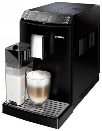 Кофемашина Philips HD8828/09 1850 Вт черный кофемашина philips hd8828 09 черный