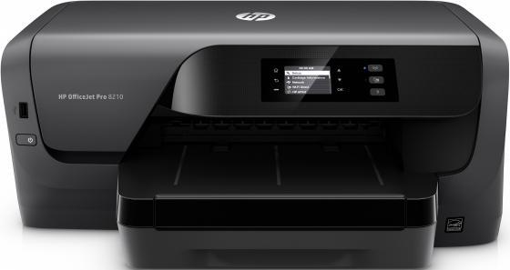 Принтер HP Officejet Pro 8210 цветной A4 22ppm дуплекс Wi-Fi Ethernet USB D9L63A мфу hp officejet pro 7730 y0s19a