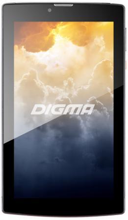 Планшет Digma Plane 7004 7 8Gb серый Wi-Fi 3G Bluetooth Android PS7032PG digma plane 7502 7 8gb 4g