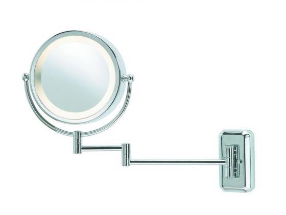 Косметологическое зеркало с подсветкой Markslojd Face 246012 зеркало косметологическое с подсветкой gezatone lm110
