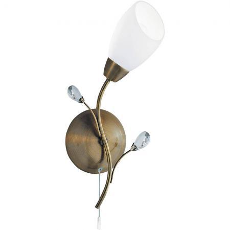 Бра Arte Lamp Gardenia A2766AP-1AB бра arte lamp gardenia a2766ap 1ab