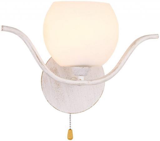 Бра Arte Lamp Liverpool A3004AP-1WA потолочный светильник коллекция liverpool a3004ap 1wa белый arte lamp арте ламп