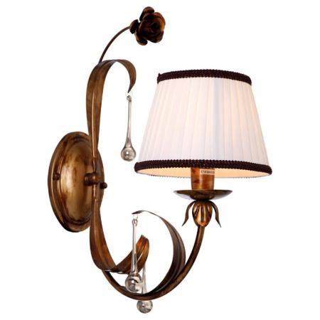 Бра Arte Lamp Borgia A8100AP-1GA цены онлайн