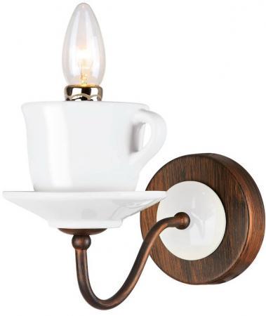 Бра Arte Lamp Servizio A6483AP-1WH бра arte lamp servizio a6483ap 1wh