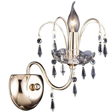 Бра Arte Lamp Sparkles A3054AP-1GO бра arte lamp sparkles a3054ap 1go