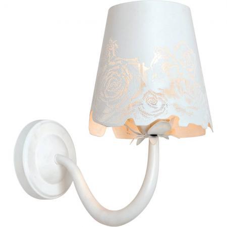 Бра Arte Lamp Attore A2020AP-1WH бра artelamp attore a2020ap 1wh