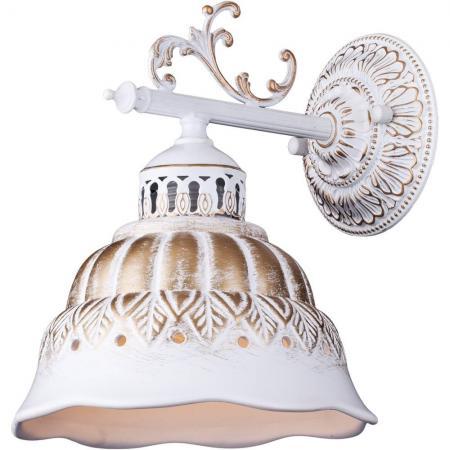 Бра Arte Lamp Chiesa A2814AP-1WG бра leds c4 balmoral 05 2814 81 20
